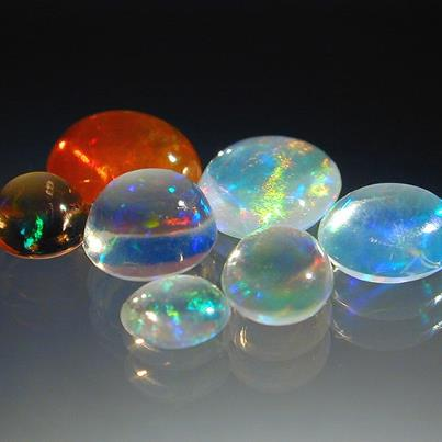 Mexican Opals — Weight Loss Through Yoga, Jewel in the Lotus