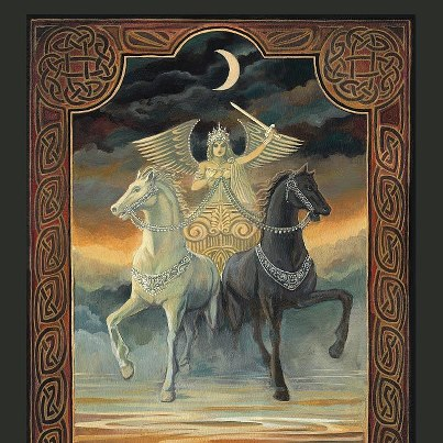'The Chariot' by Emily Balivet