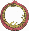 Mythic Symbol of Eternity —OUROBOROS