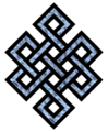 Tibetan Buddhist Symbol of Eternity — ENDLESS KNOT